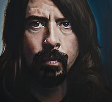 Dave Grohl by steveessomart