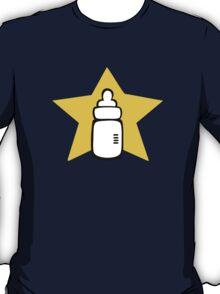 Baby bottle Star T-Shirt