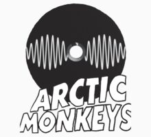 Arctic Monkeys AM by Giovanna Guerrero