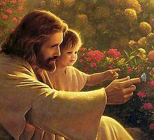 Jesus of Nazareth by vitalino