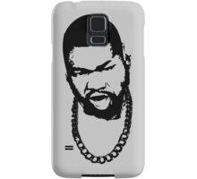 Biz the original funny guy stencil Samsung Galaxy Case/Skin