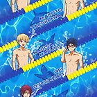 Iwatobi Swim Club by RedFlare