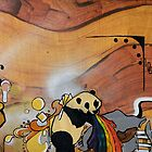 Panda Love Pop Series #3 by ISNINJASTATUS