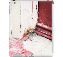 { Corners: where the walls meet #09 } iPad Case/Skin