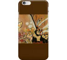 Panda Love Pop Series #6 iPhone Case/Skin