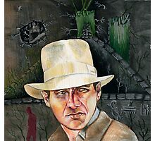 Indiana Jones. Photographic Print