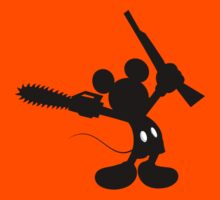 Evil Dead Mickey 2. by SoftSocks