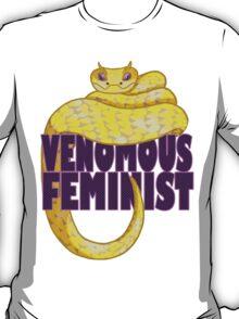 Venomous Feminist T-Shirt