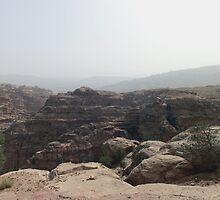 Jordan Petra by yuliazuk