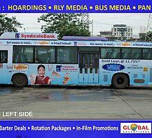 Advertise on Vehicles by sanjeevgupta