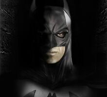 Batman, Darkest Gotham by simonbartlett