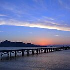 Sunrise,Alcudia,Majorca by Jim Wilson