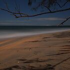 Woodgate Beach, Queensland by Joel Bramley