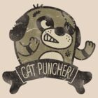 Cat Puncher! by BeanePod
