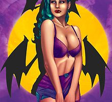 Morrigan by mrturn