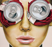 Beer Goggles by scottrohlfsart