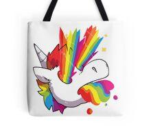 Rainbow Madness Tote Bag