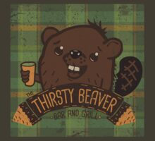 The Thirsty Beaver Bar & Grill by BeanePod