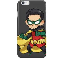 Batman & Robin || Damian Wayne iPhone Case/Skin