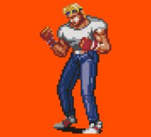 Streets of Rage 2 - Axel Stone  Kids Clothes