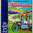 The Unapproachable Norton by RedHillDigital