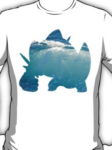 Mega Swampert used Hydro Pump T-Shirt