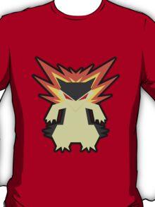 Pokévector: Typhlosion T-Shirt