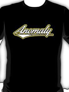 Anomaly Yellow Stripes T-Shirt