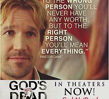God is not dead by skylarkidRS