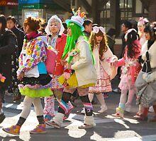 Harajuku Girls Street Style by CaitlinDugas