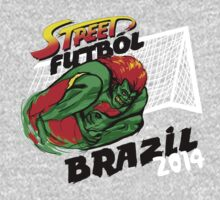 Street Futbol Brazil 2014 by jjlockhART