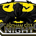 Gotham City Knights by MitchLudwig