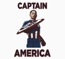 Captain America Clint Dempsey US Men's National Soccer Team T-Shirt