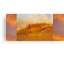 YOUR WISH Canvas Print