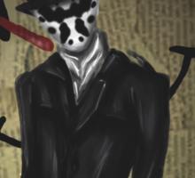 Rorschach-Watchmen Sticker