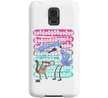 Regular Show Oooh! white version Samsung Galaxy Case/Skin