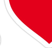 I ♥ SALZBURG Sticker