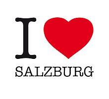 I ♥ SALZBURG by eyesblau