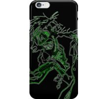 Jimmy the Zombie Take 2 iPhone Case/Skin