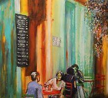 Whilst in Arles by Janet Duff