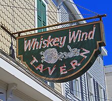 Whiskey Wind Tavern by Gilda Axelrod