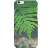 Walking With Ferns iPhone Case/Skin