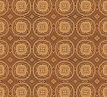 Basket weave motif by Lee Jones