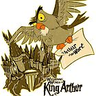 You're a King, Arthur by Robiberg