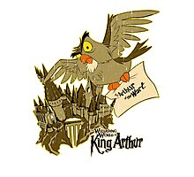 You're a King, Arthur Photographic Print