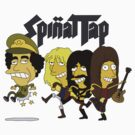 Simpsons - Spinal Tap by chachi-mofo