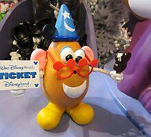 Mr Potato Head by MFleming