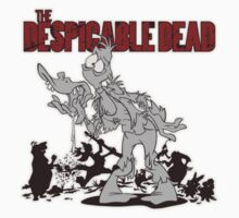 The Despicable Dead by Robiberg