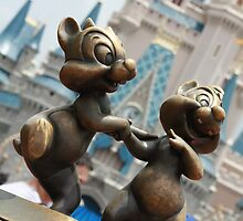 Chip 'n' Dale by MFleming