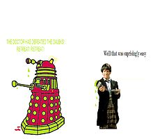 defeating the daleks by sherlokian